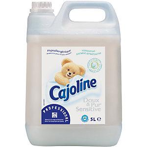 Cajoline Assouplissant doux et pur sensitive Bidon 5 L