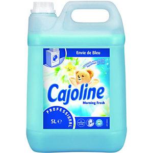 Cajoline Professionnel linge adoucissant liquide fraîcheur du matin 5l