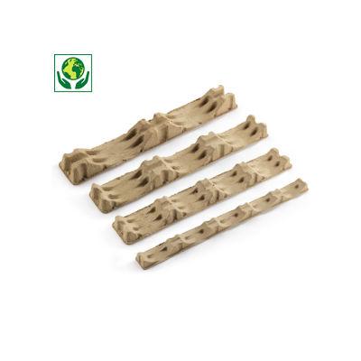 Calage en cellulose pour cylindre et bobine