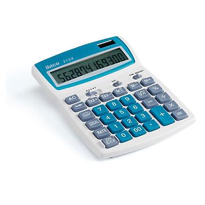 Calcolatrice da scrivania 212X Ibico