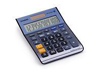 Calculatrice de bureau CASIO® (12 chiffres)