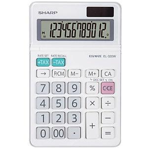 Calculatrice de bureau Sharp EL-320W
