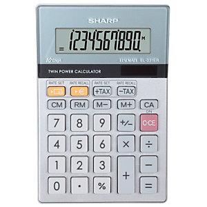 Calculatrice de bureau Sharp EL 331 ERB