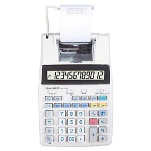 Calculatrice imprimante Sharp EL 1750V