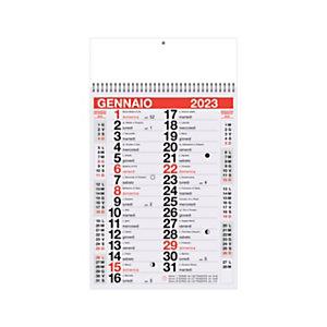 Calendario olandese 2022, 28,5 x 71 cm