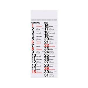 Calendario olandesino 2022, 29 x 47 cm