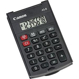 Canon AS-8 Calcolatrice tascabile