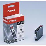 Canon BCI-6 BK, 4705A002, Cartucho de Tinta, Negro