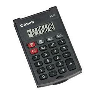 Canon, Calcolatrici, As-8 hb, 4598B001