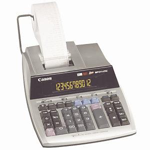 Canon Calculatrice comptable MP1211LTSC - 12 chiffres - 4,3 lignes / sec