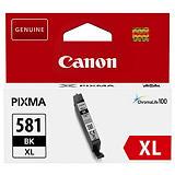 Canon Cartuccia inkjet CLI-581BK, XL, Nero