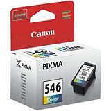 Canon CL-546, 8289B001, Cartucho de Tinta, PIXMA, Tricolor