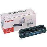 Canon EP-22, 1550A003, Tóner Original, Negro