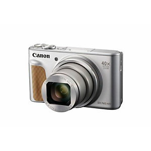 Canon, Fotocamere digitali, Powershot sx740 hs silver, 2956C002