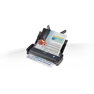 Canon imageFORMULA P-215II, 216 x 1000 mm, 600 x 600 DPI, 24 bit, Alimentation papier de scanner, Noir, Gris, CMOS CIS 9705B003