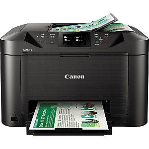 Canon Imprimante multifonction jet d'encre couleur, Maxify, MB5150, A4, Compatible réseau sans fil