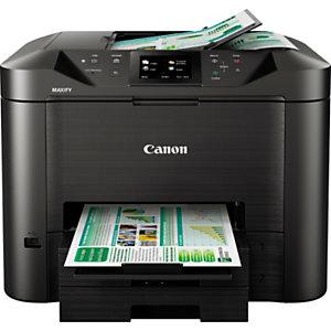 Canon Imprimante multifonction jet d'encre couleur, Maxify, MB5450, A4, Compatible réseau sans fil