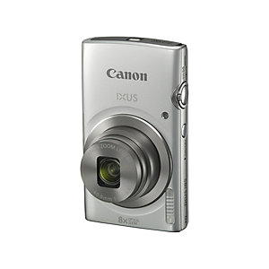 Canon IXUS 185 Fotocamera digitale, Silver