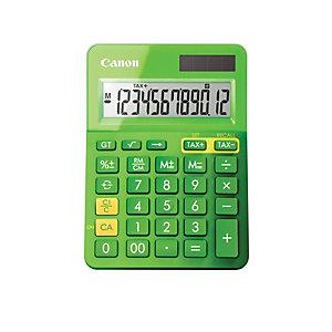 Canon LS-123K Calculadora de sobremesa de 12 dígitos verde