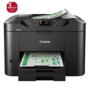 Canon MAXIFY MB2750 Stampante multifunzione inkjet a colori, Wi-Fi, A4
