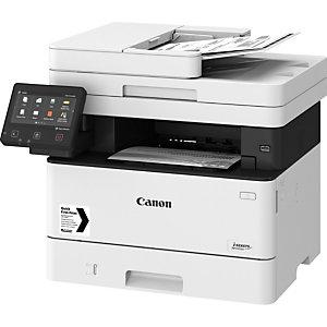 Canon MF445dw, Laser, 1200 x 1200 DPI, 250 hojas, A4, Impresión directa, Negro, Blanco 3514C007