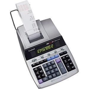 Canon MP1211-LTSC Calculadora impresora, 12 dígitos, plata