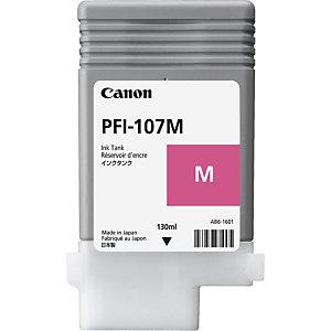 CANON PFI-107M Cartouche d'encre authentique  (6707B001)- Magenta
