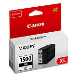 Canon PGI-1500 XL BK, 9182B001, Cartucho de Tinta, Maxify, Negro, Alta Capacidad