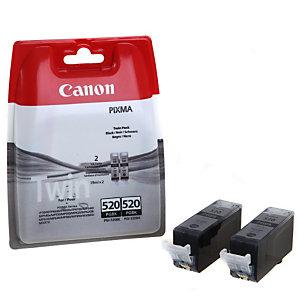 Canon PGI-520 BK, 2932B012, Cartucho de Tinta, PIXMA, Negro