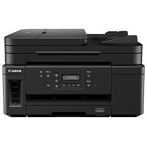 Canon Pixma Megatank GM4050, Impresora multifunción monocromo a color, Inalámbrica, A4 (210 x 297 mm), negro