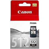 Canon PIXMA PG-512, 2969B009, Cartucho de Tinta, Negro, Paquete Unitario