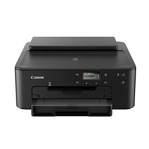 Canon PIXMA TS705, Impresora de inyección de tinta a color, conexión Wi-Fi, A4 (210 x 297 mm)
