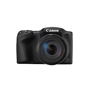 Canon PowerShot SX430 IS, 20,5 MP, 5152 x 3864 Pixeles, CCD, 45x, HD-Ready, Negro 1790C002