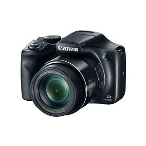 Canon PowerShot SX540 HS, 20,3 MP, 5184 x 3888 Pixeles, CMOS, 50x, Full HD, Negro 1067C002