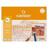 CANSON Basik láminas de dibujo con recuadro (A4+)