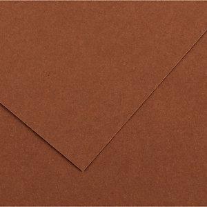 CANSON Foglio Colorline - 70x100 cm - 220 gr - cioccolato - Canson