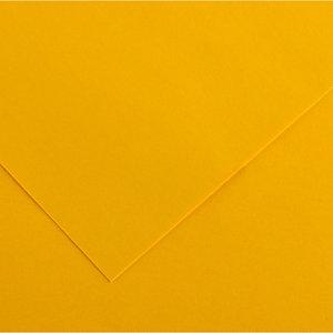 CANSON Foglio Colorline - 70x100 cm - 220 gr - giallo oro - Canson