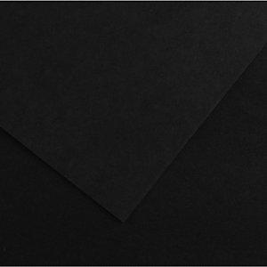 CANSON Foglio Colorline - 70x100 cm - 220 gr - nero - Canson