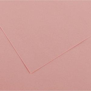 CANSON Foglio Colorline - 70x100 cm - 220 gr - rosa confetto - Canson