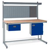 Cantilever workbench kits