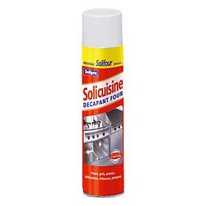 Décapant fours Solicuisine de Solipro, 2 aérosols de 600 ml