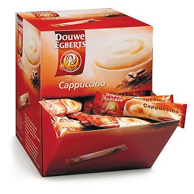 Cappuccino soluble en doses