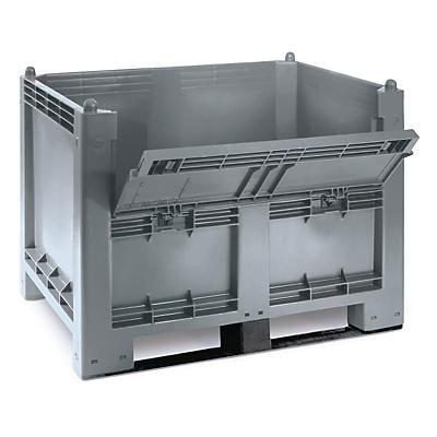 Cargopallet industriale con portello carico 500 Kg
