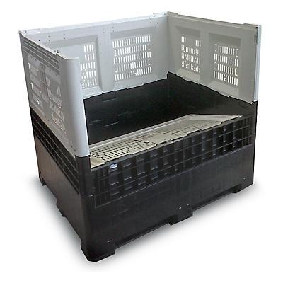 Cargopallet pieghevole capacità 565 litri