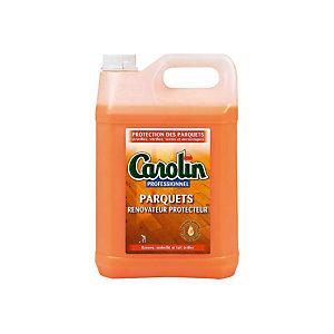 Carolin Produit Rénovateur Protecteur parquets - Bidon 5 L