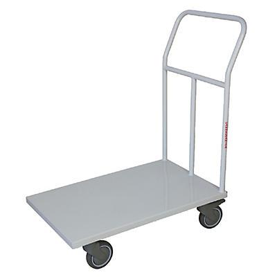 Carrello per ufficio con pianale portata 300 kg