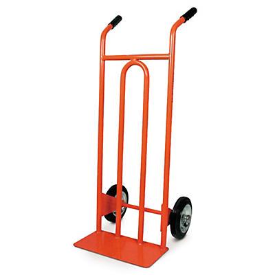 Carrello portacasse ruote gommate portata 300  kg
