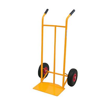 Carrello portapacchi con ruote antiforatura portata 150 kg