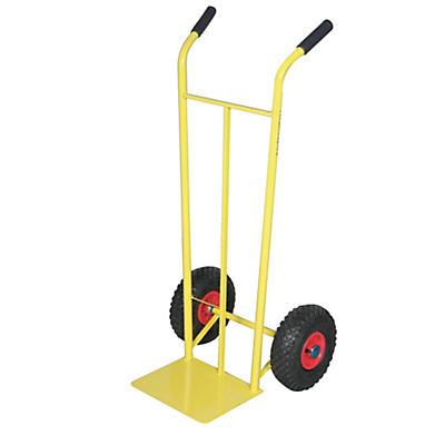 Carrello portapacchi ruote gommate portata 150 kg