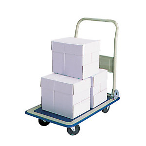 Carrello portatutto con pianale, Portata 150 kg